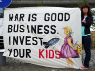 War is good business. Invest in your kids