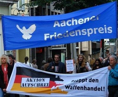 Aachener Friedenspreis | Geistbraus