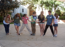 Peace Retreats for Youth Groups