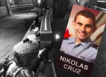 JROTC Cadet abs School Shooter Nik Cruz