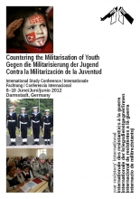 Countering the Militarisation of Youth - preliminary conference programme
