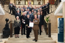 Armed Forces Community Covenant on our commitment to serving armed forces personnel, veterans and their families in Barnsley